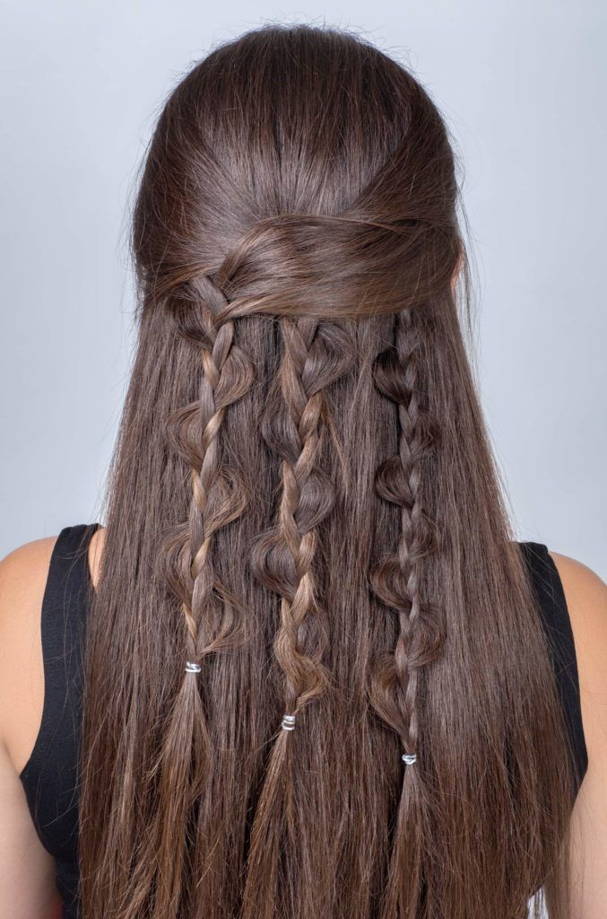 renaissance hair style one look to rule em all 24 renaissance hairstyles that 3762 | renaissance hairstyles snake braids 677x1024