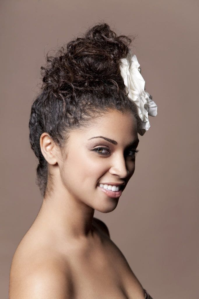 Curly Hair Hairstyles:18 Looks For Your Naturally Curly Hair