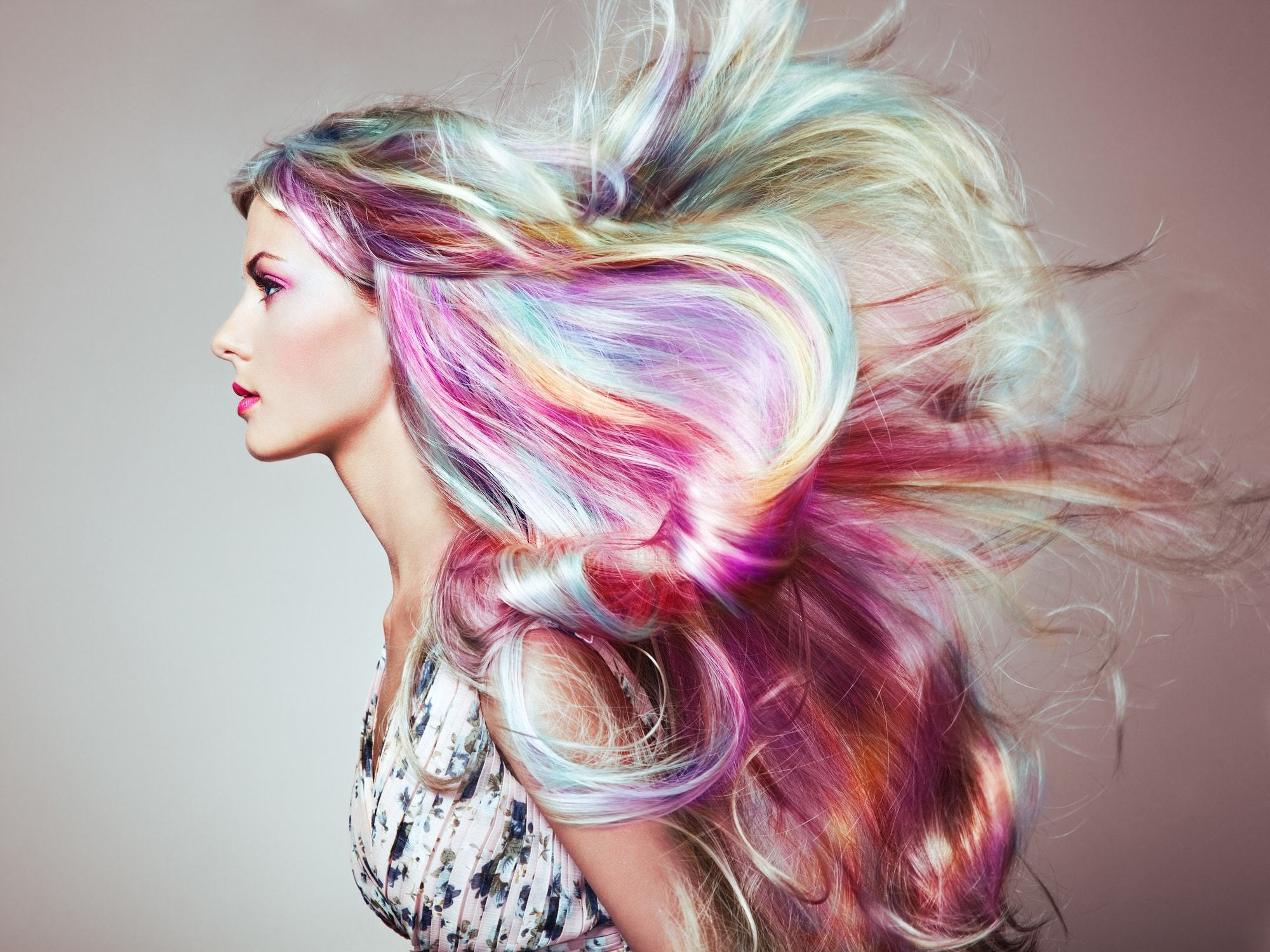 Caring For Summer Hair Color 10 Summery Colors To Inspire You
