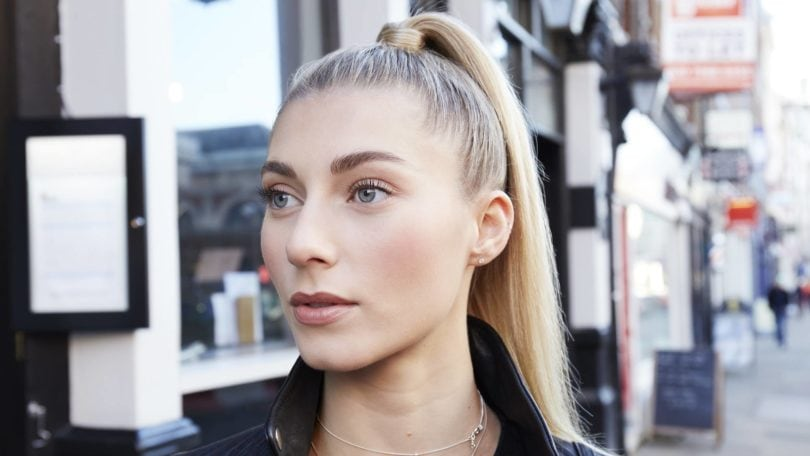 high ponytail featured image