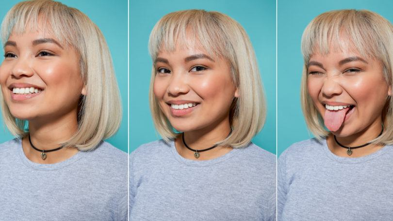 how to blow dry short hair featured image