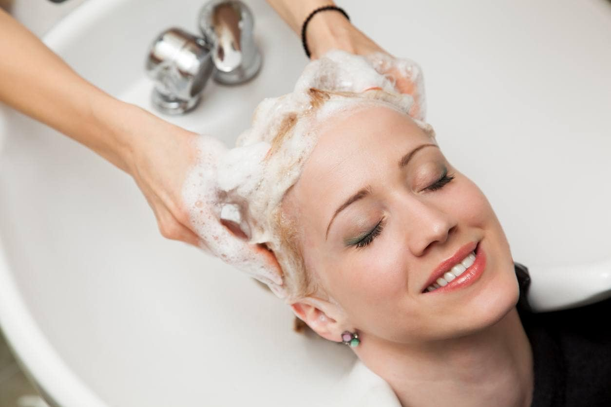 Washing Hair After Coloring How Long You Should Really Wait
