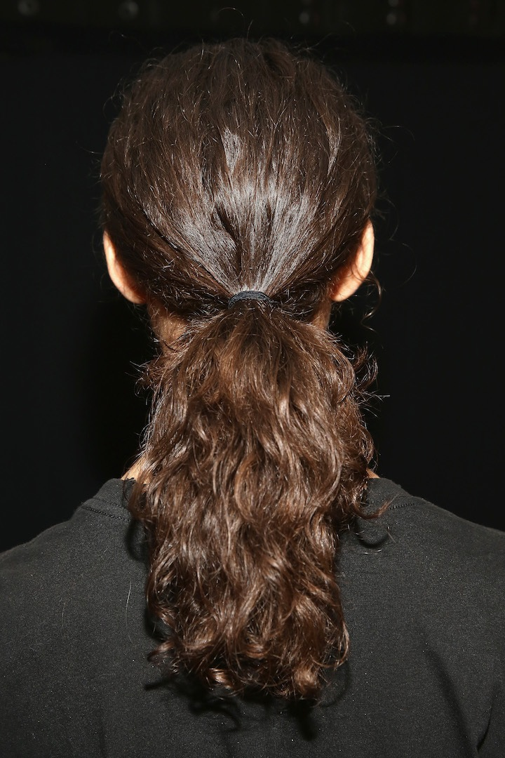 effortless pony: milly back view