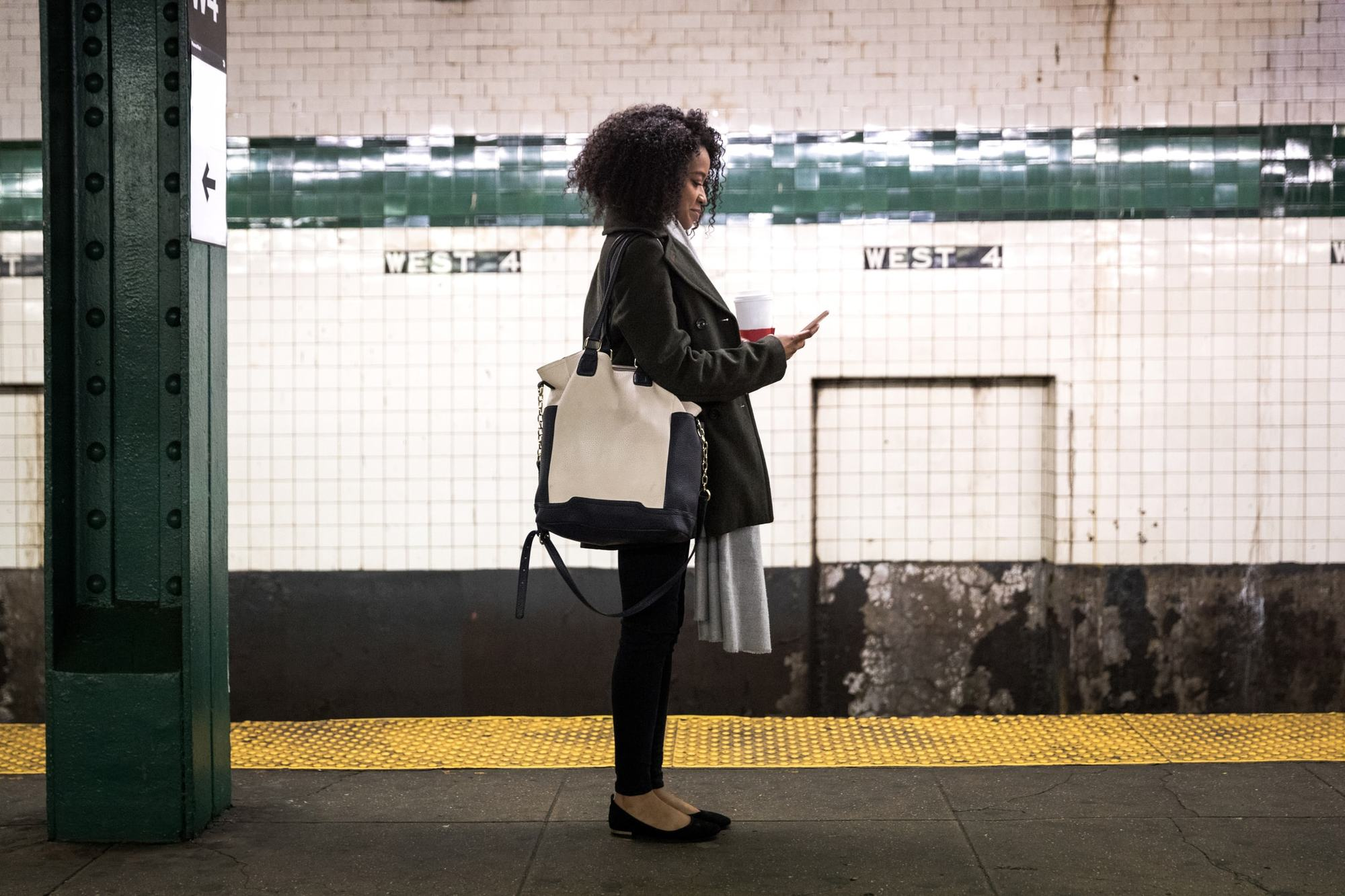 salvage your hair morning commute natural curly hair