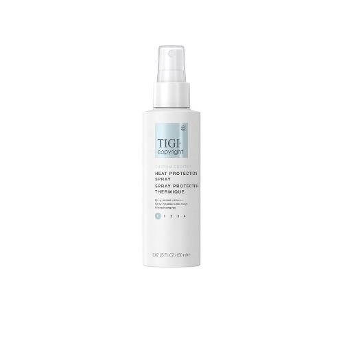 TIGI COPYRIGHT CUSTOM CREATE HEAT PROTECTION SPRAY