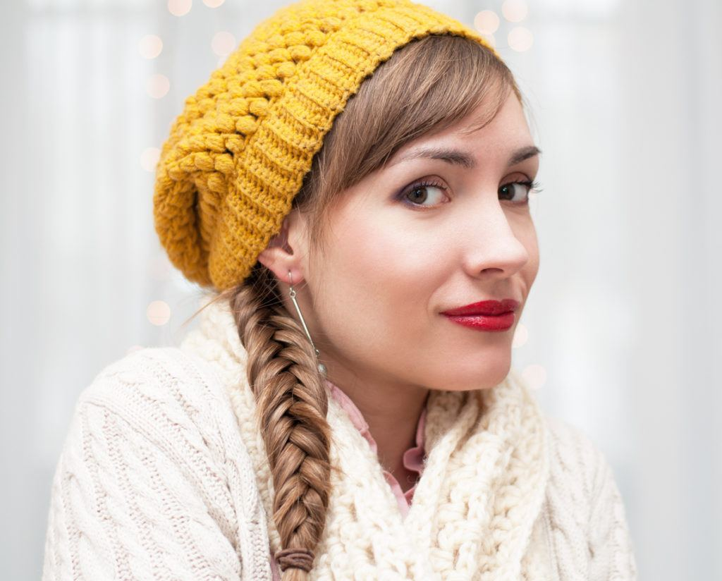 beanie season fishtail