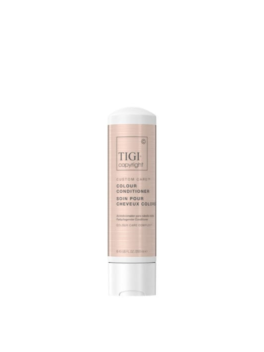 TIGI COPYRIGHT CUSTOM CARE COLOUR CONDITIONER
