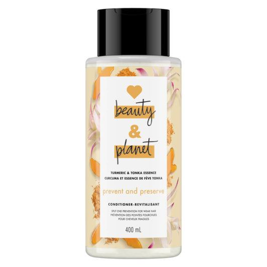 LOVE BEAUTY AND PLANET TURMERIC & TONKA ESSENCE CONDITIONER