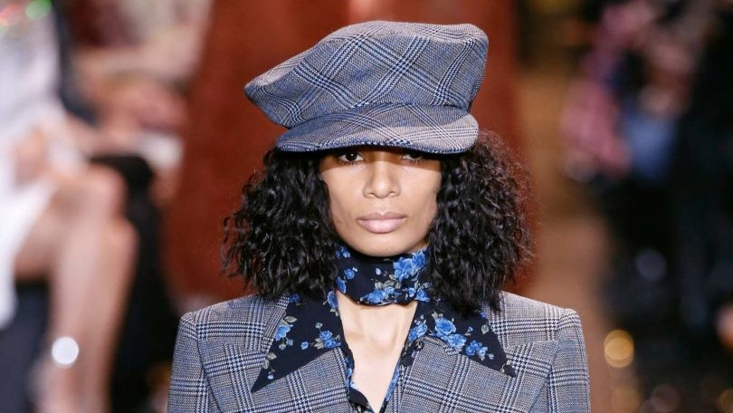 winter har accessories from the runway