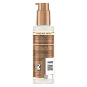 suave define and shine serum gel