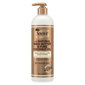 suave moisturizing curl conditioner for natural hair