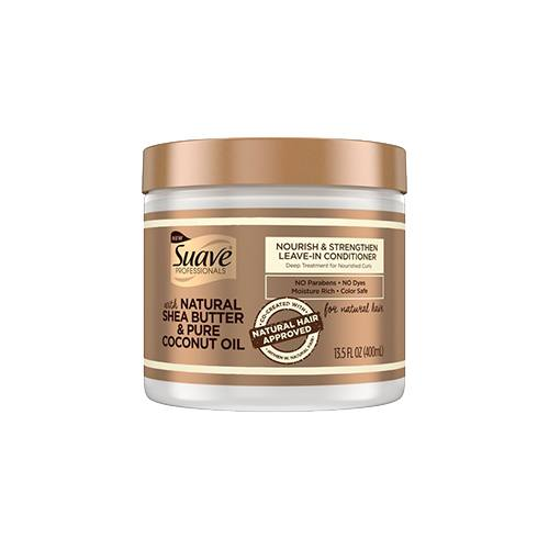 SUAVE NOURISH & STRENGTHEN LEAVE-IN CONDITIONER