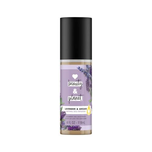 LOVE BEAUTY & PLANET LAVENDER & ARGAN NATURAL OILS INFUSION