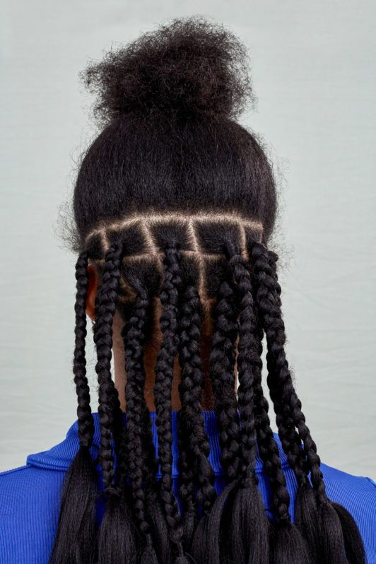 bob box braids step 5