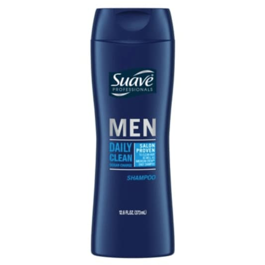 SUAVE MEN DAILY CLEAN OCEAN CHARGE SHAMPOO