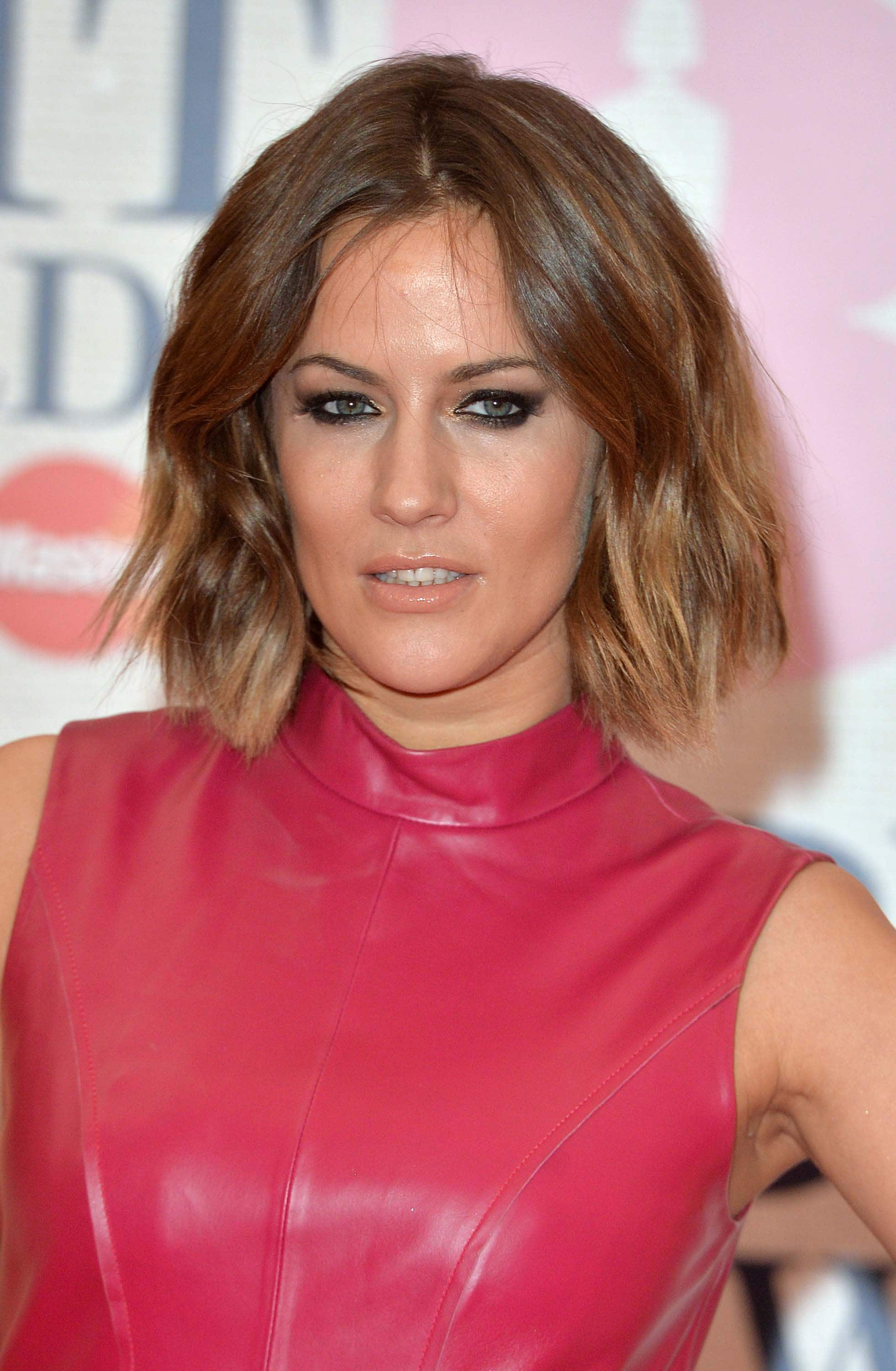 dip dye hair styles dip dyed hair ideas our favourite a list looks gallery 3959