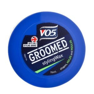 VO5 Groomed Styling Wax