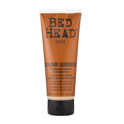 bed head colour goddess conditioner front view