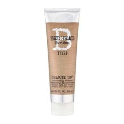 bed hgad clean up thickening shampoo front view