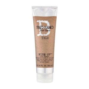 Hair products for men with curly hair Tigi bed head scalp shampoo