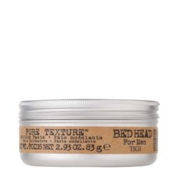 bed head for men pure texture paste front view