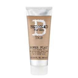 bed head for men power play firm finish gel front view