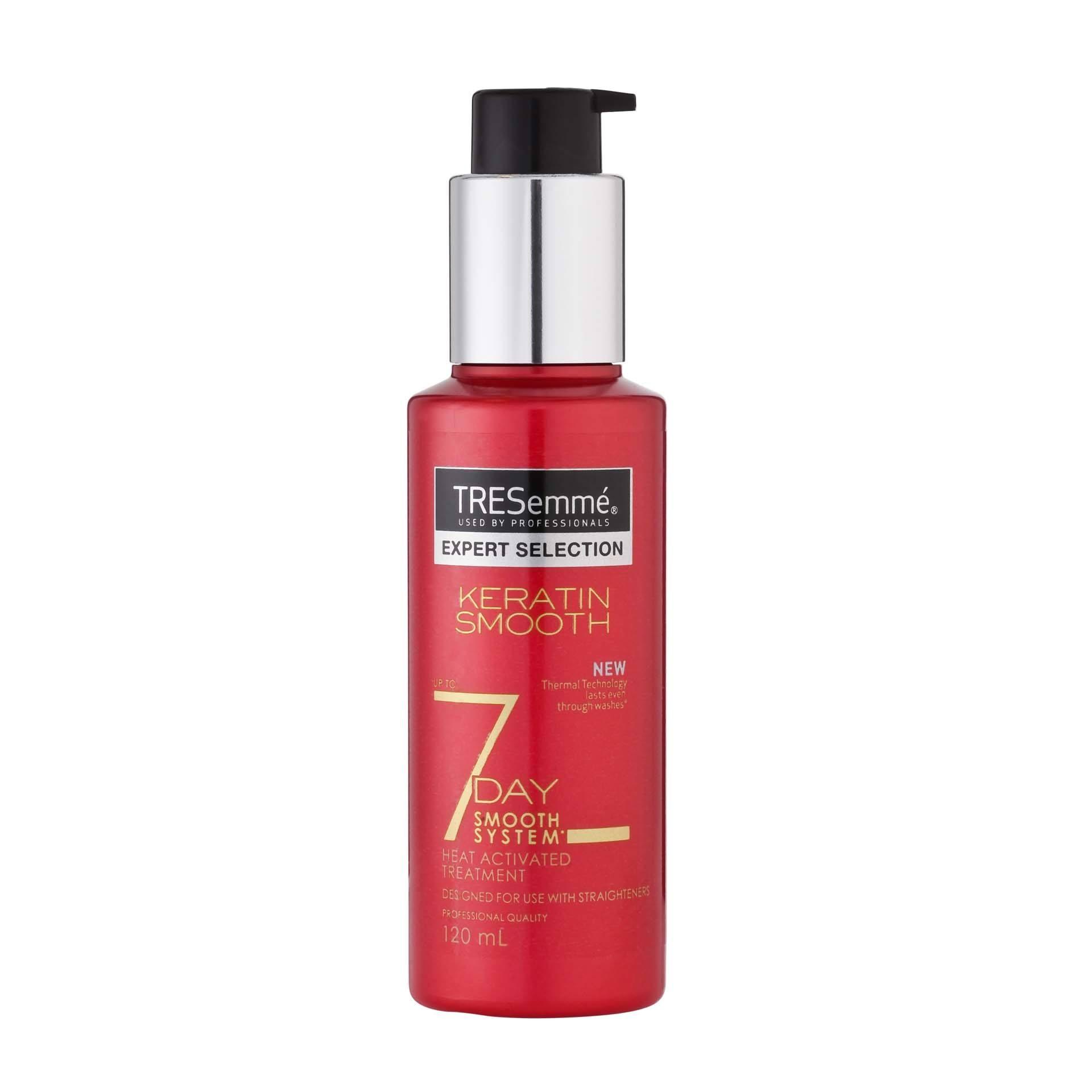 keratin hair straightening products