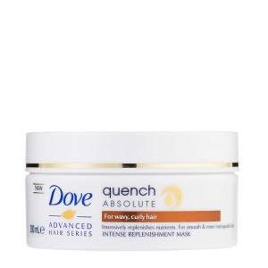 Dove Advanced Hair Series Quench Absolute Intense Replenishment Mask