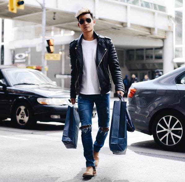 6 Trendy Asian Men Hairstyles From Instagram