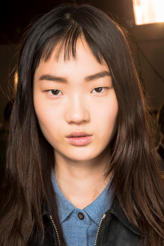 Cute Bangs For Every Face Shape Finding Your Fringe Match