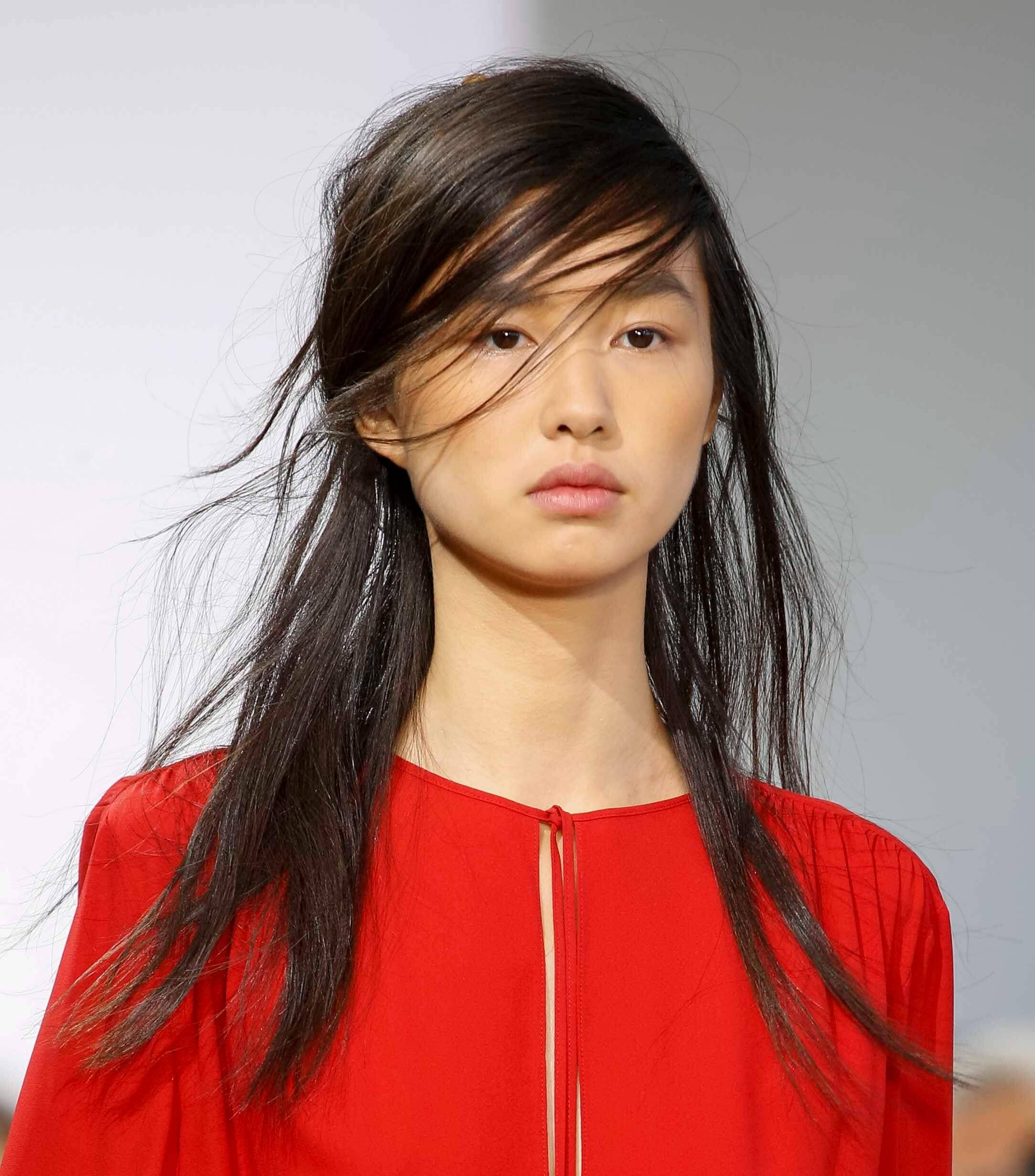 Cool Cute Bangs For Every Face Shape Finding Your Fringe Match Short Hairstyles Gunalazisus