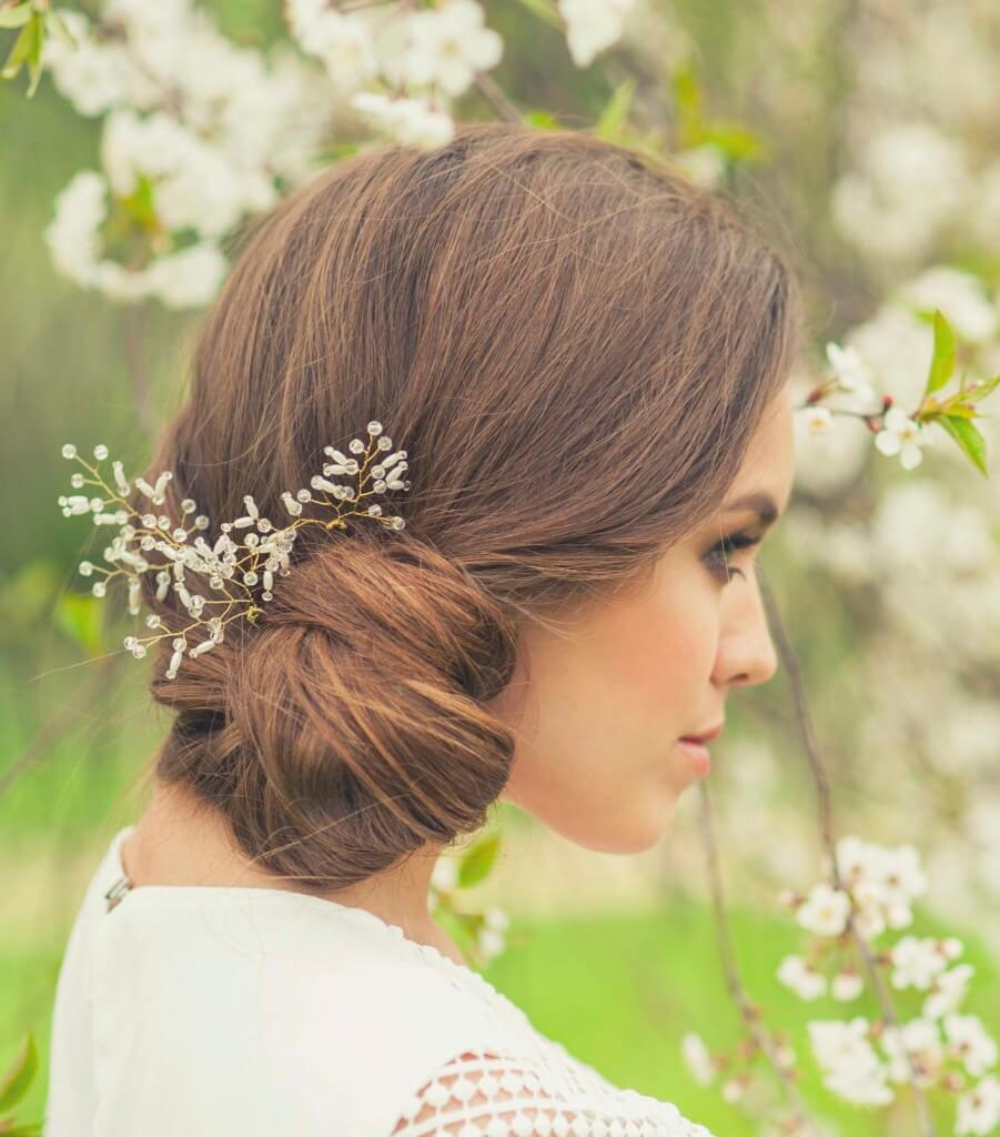 Hairstyles For Your Wedding Day: 8 Uber Chic Chignon Hairstyles For Your Wedding Day