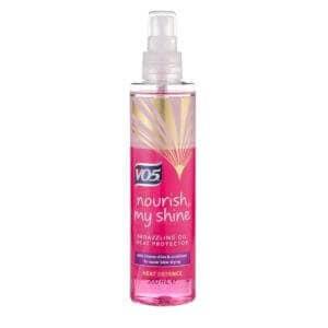 VO5 Nourish My Shine Bedazzling Oil Heat Protection Spray
