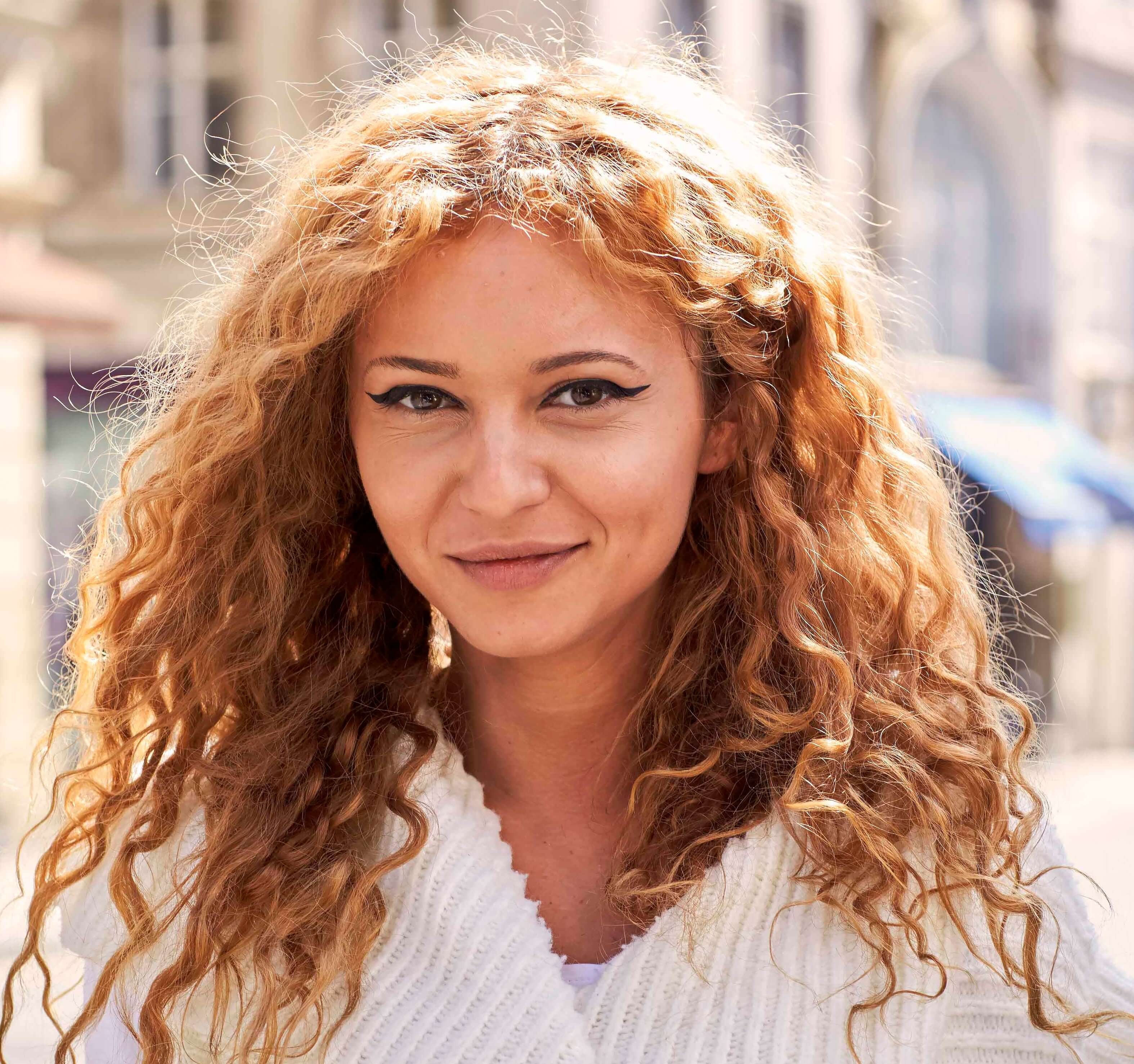 Make Natural Curly Hair Tighter
