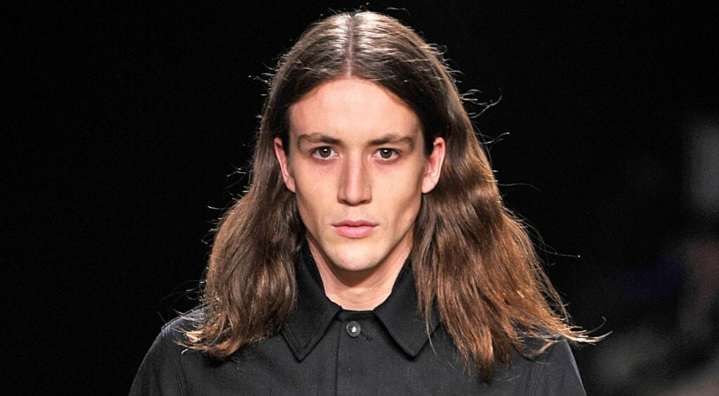 loose waves curly hairstyles for men