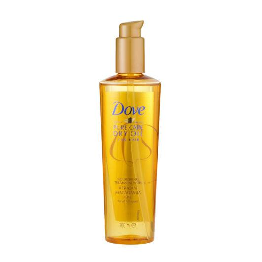 Dove Advanced Hair Series Pure Care Dry Oil Nourishing Treatment