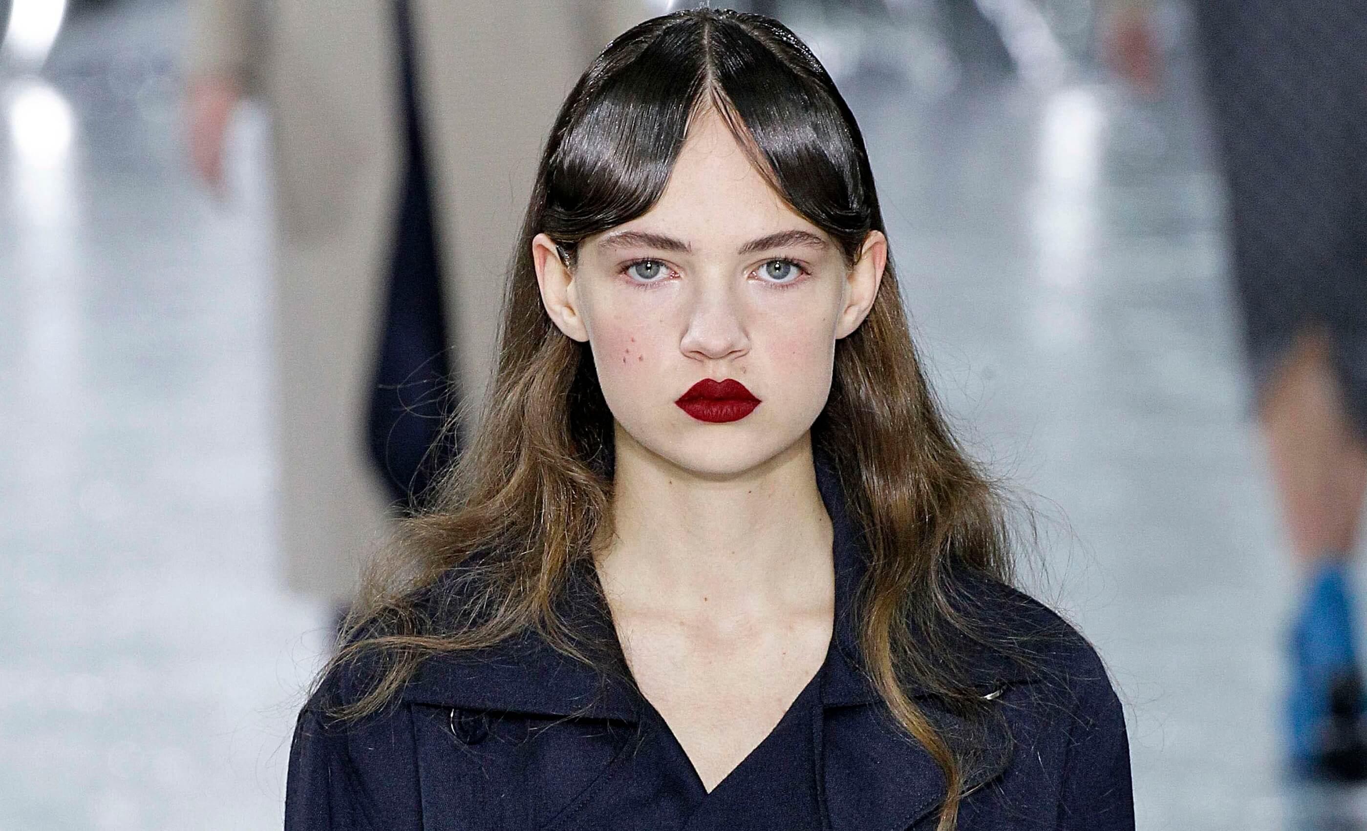 fringe aw16 runway latest hairstyles