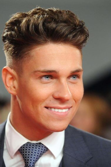 Joey Essex fusey haircut
