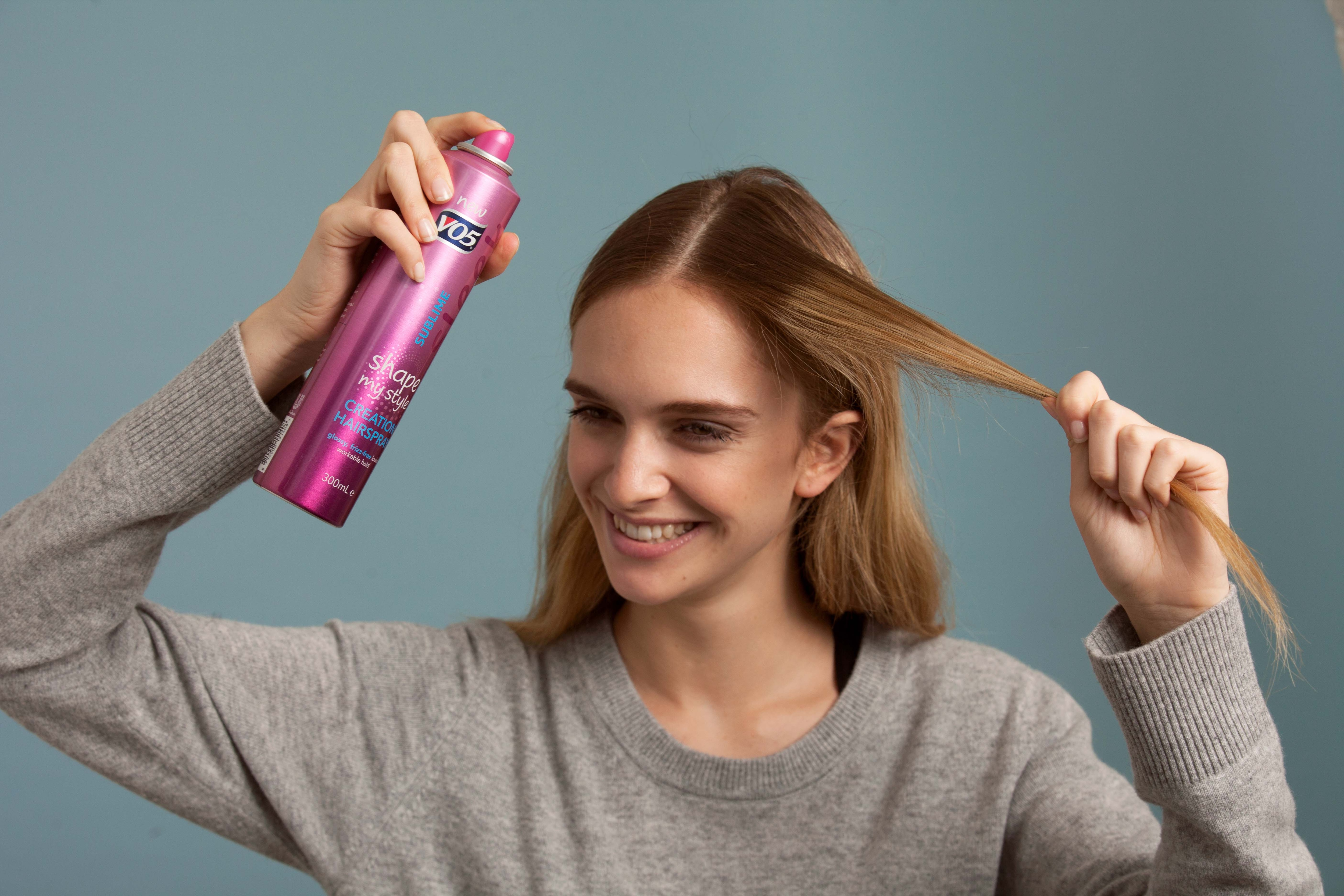Hair Spray Guide Different Strengths Mean