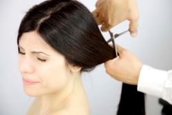 how to rectify a bad haircut