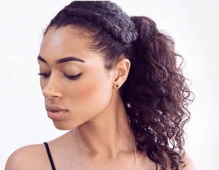 Hairstyles For Long Black Hair: 9 Easy & Cool Looks To Try Now