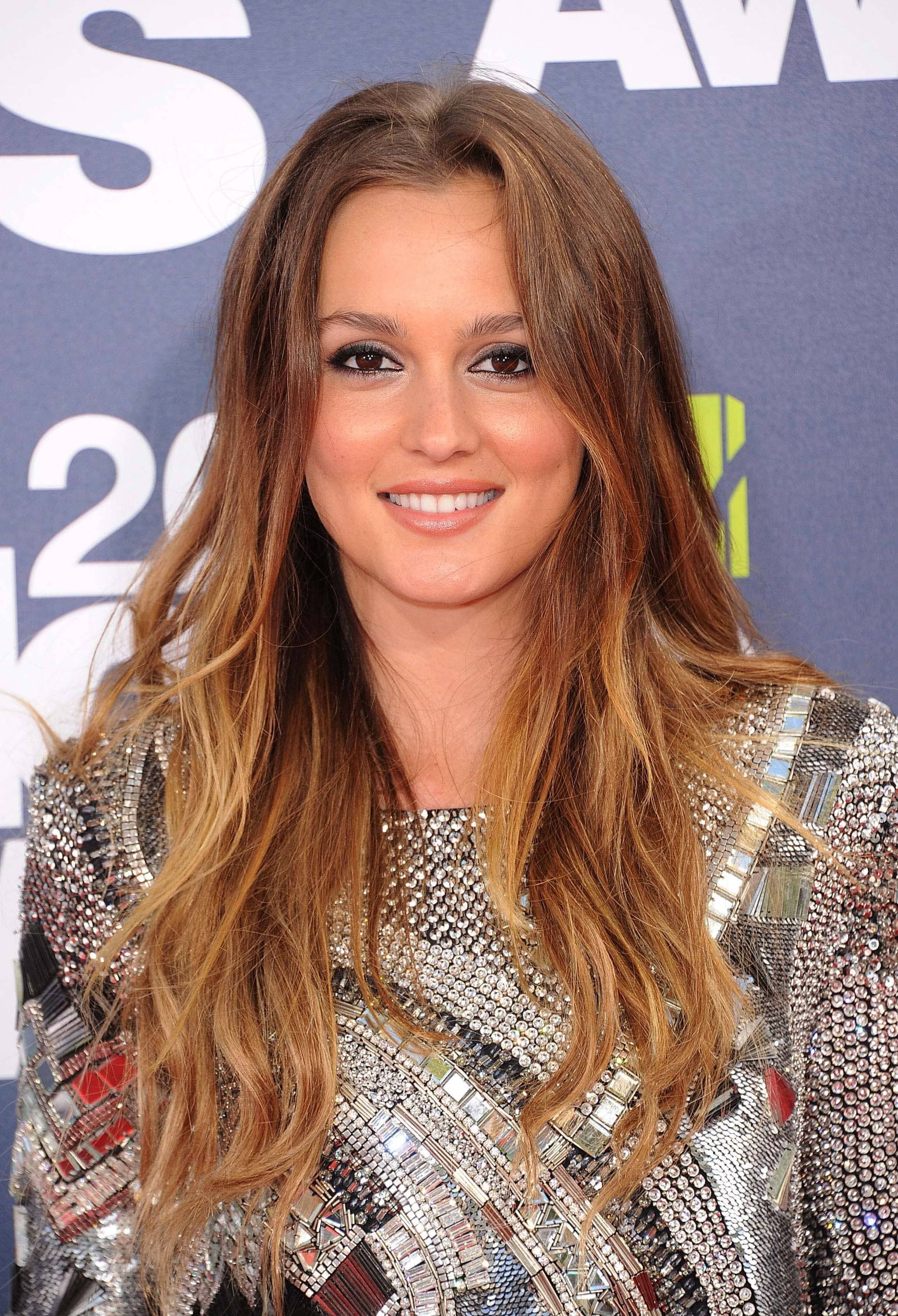 Leighton Meister ombre hair