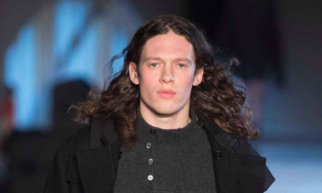The Top Curly Hairstyles From The Men S Runway
