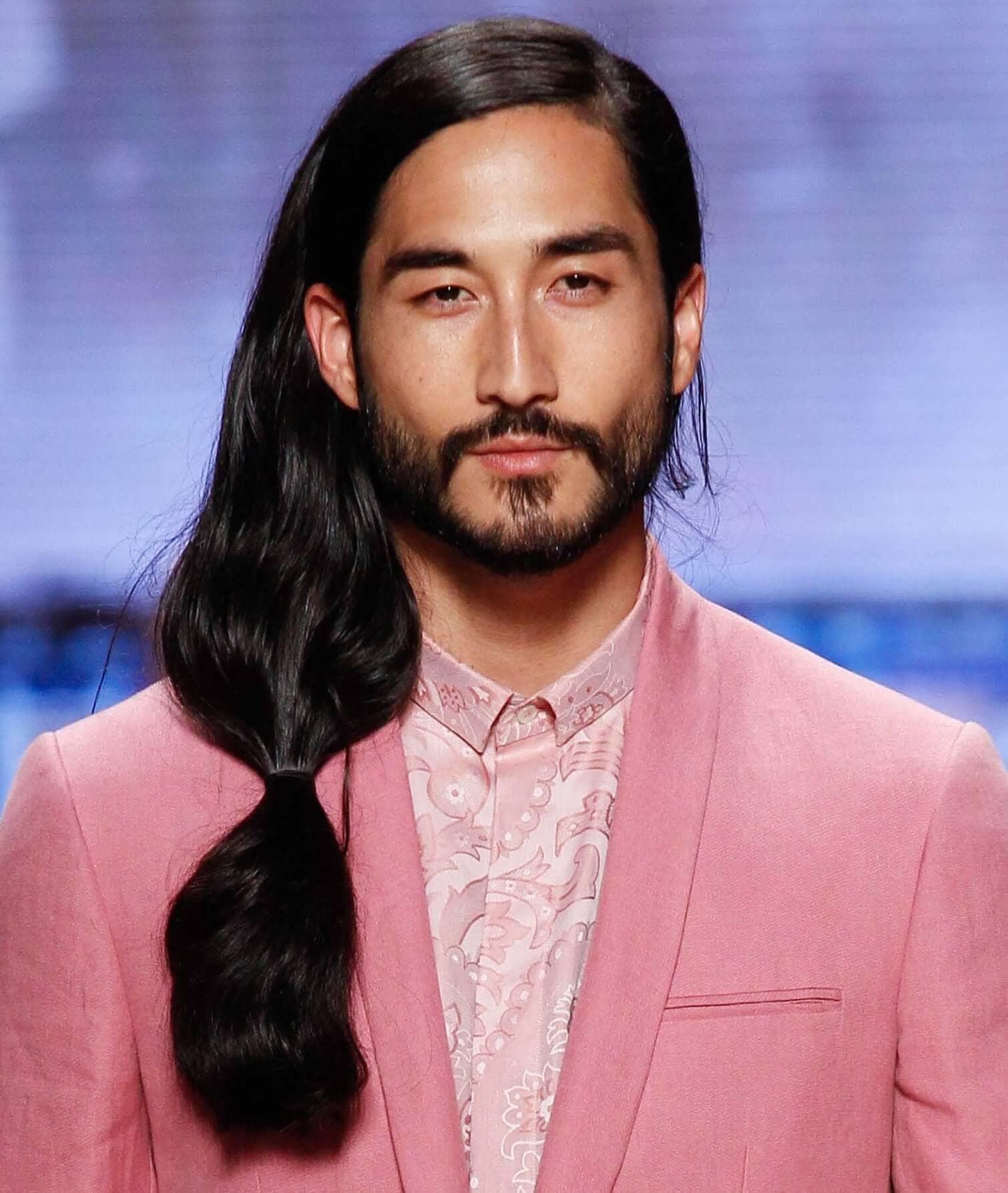7 Inspirational men's long hairstyles