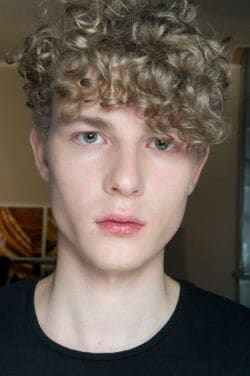 curly hairstyles for men to try