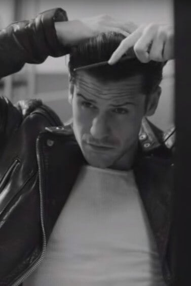 how to style the men's pompadour hairstyle