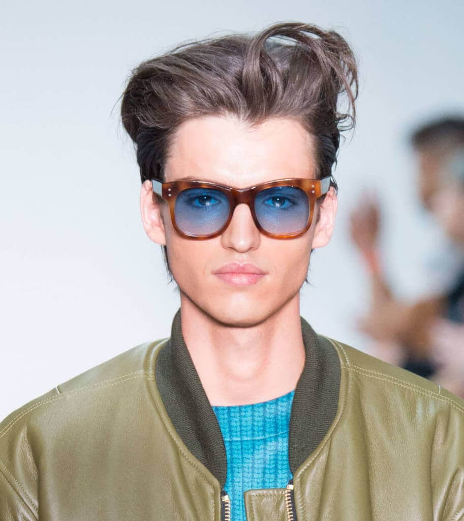 high quiff cool hairstyles for men