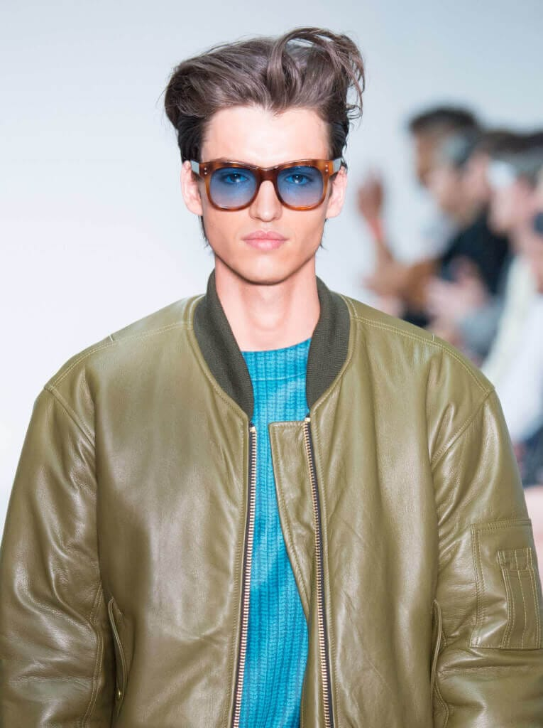 Trendy Mens Haircuts Inspired By The Ss16 Catwalk