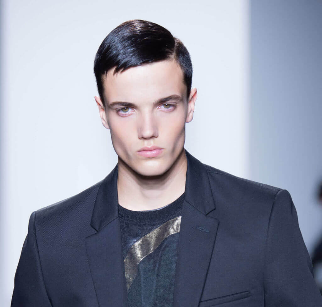 Trendy men's haircuts inspired by the SS16 catwalk