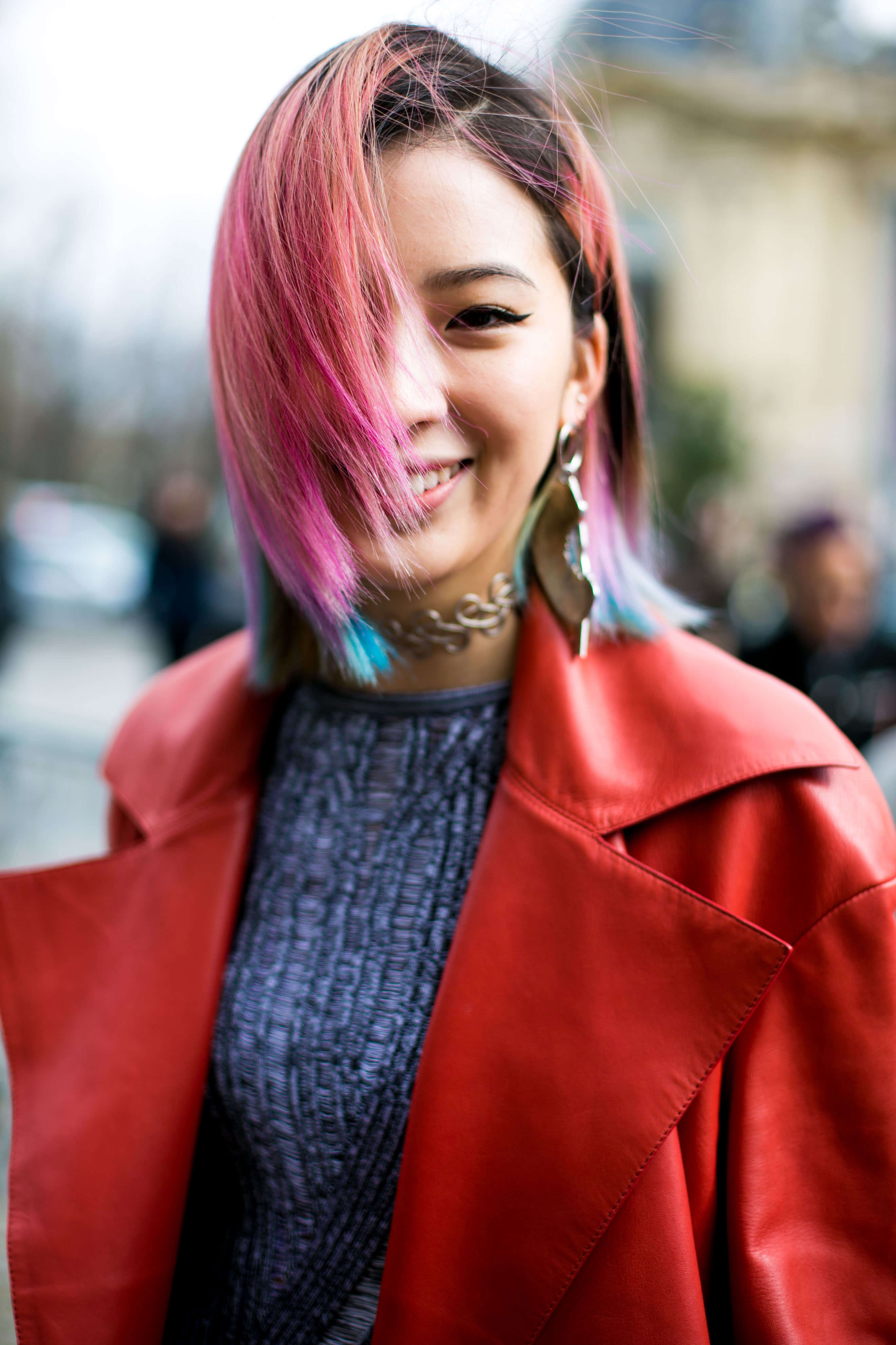 Pink hair ideas  Styles   shades to help you rock the look  e267f970f